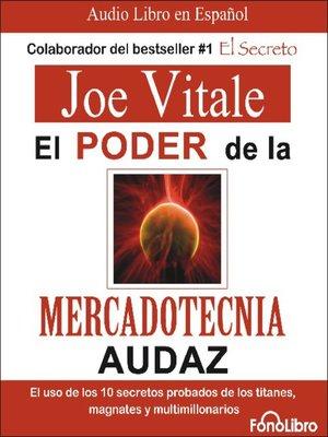 cover image of El poder de la mercadotecnia audaz
