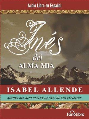 cover image of Ines del Alma Mia