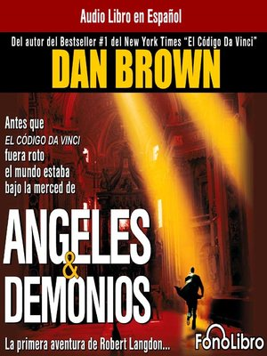 cover image of Angeles y Demonios