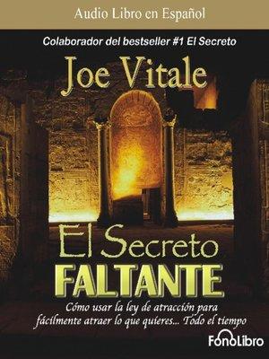 cover image of El Secreto Faltante