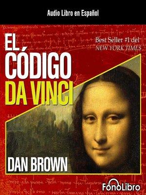cover image of El Codigo Da Vinci