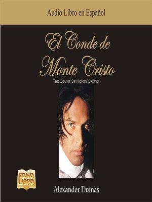 cover image of El Conde de Monte Cristo