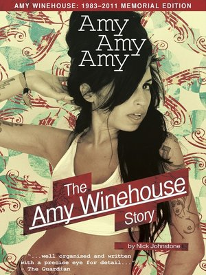 cover image of Amy Amy Amy