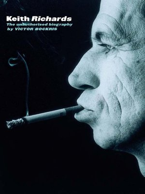 cover image of Keith Richards