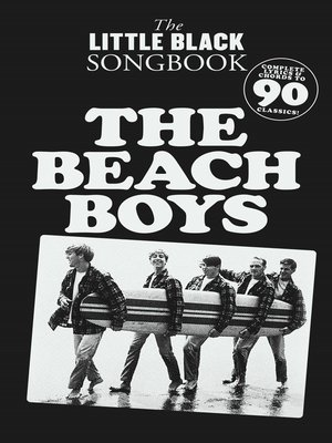 cover image of The Little Black Songbook: The Beach Boys