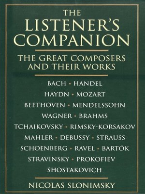 cover image of The Listener's Companion