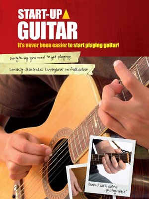 cover image of Start-Up Guitar