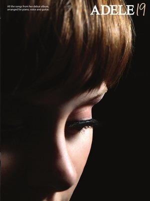 cover image of Adele: 19