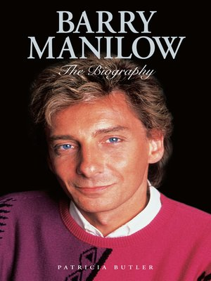 cover image of Barry Manilow