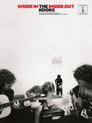 cover image of Inside In Inside Out: The Kooks