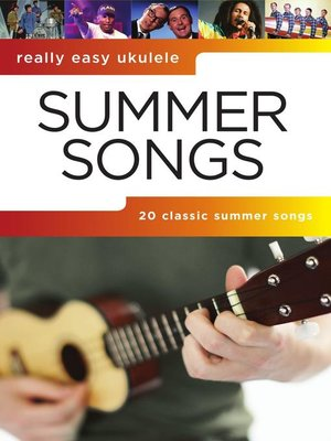 cover image of Really Easy Ukulele: Summer Songs