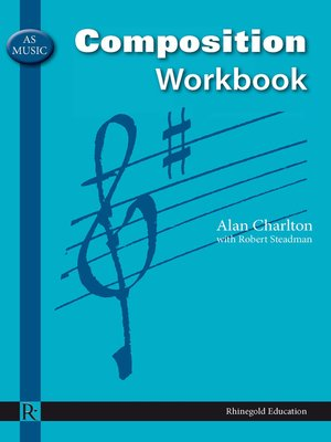 cover image of AS Music Composition Workbook