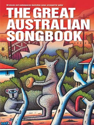 cover image of The Great Australian Songbook (Guitar)