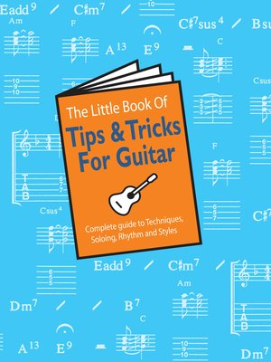 cover image of The Little Book of Tips & Tricks for Guitar