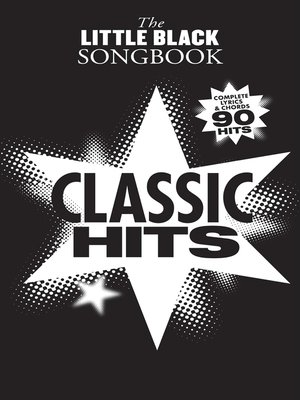 cover image of The Little Black Songbook: Classic Hits