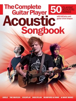 cover image of The Complete Guitar Player Acoustic Songbook