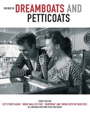 cover image of The Best of Dreamboats and Petticoats