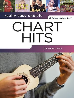 cover image of Really Easy Ukulele: Chart Hits #2