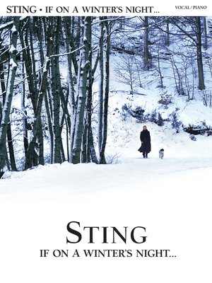 cover image of Sting: If On A Winters Night