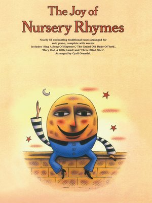 cover image of The Joy of... Nursery Rhymes