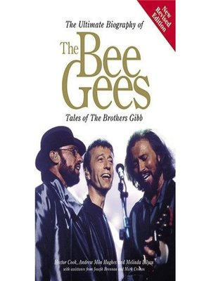 cover image of The Ultimate Biography of The Bee Gees
