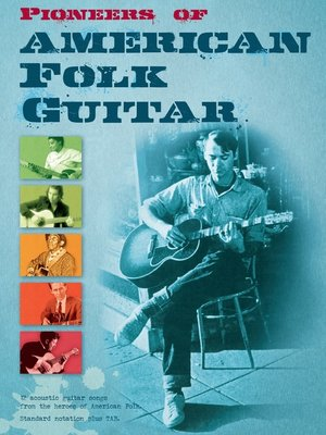 cover image of Pioneers of American Folk Guitar