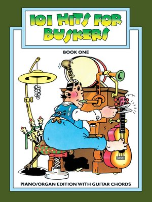 cover image of 101 Hits For Buskers, Book 1