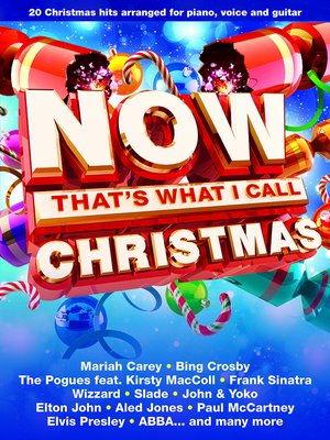 cover image of Now That's What I Call Christmas
