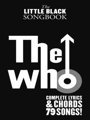 cover image of The Little Black Songbook: The Who