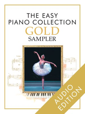 cover image of The Easy Pinao Collection: Gold Sampler