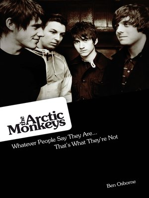 cover image of Arctic Monkeys