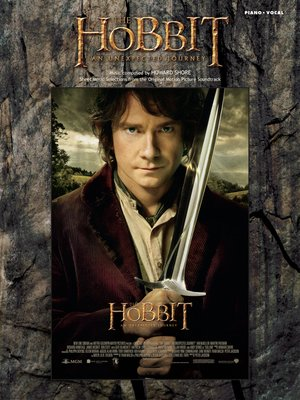cover image of The Hobbit: An Unexpected Journey
