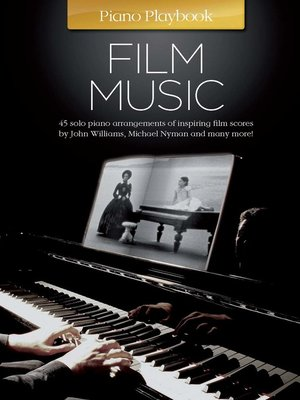 cover image of Piano Playbook: Film Music