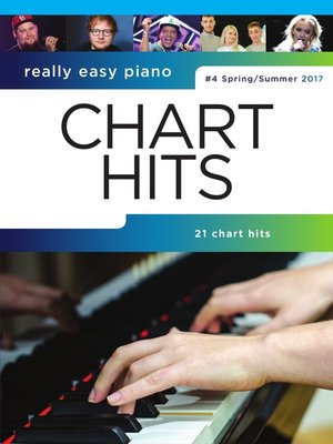 cover image of Really Easy Piano Chart Hits