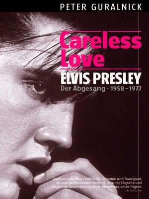 cover image of Elvis Presley: Careless Love