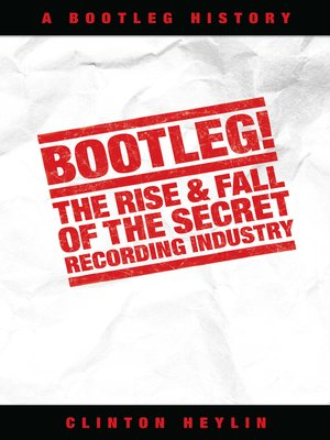 cover image of Bootleg!