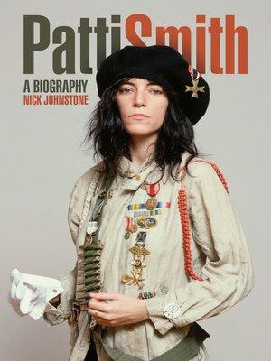 cover image of Patti Smith