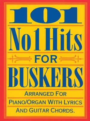 cover image of 101 No 1 Hits for Buskers