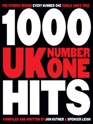 cover image of 1000 UK Number One Hits
