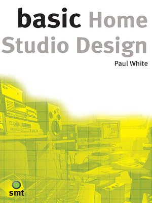 cover image of Basic Home Studio Design