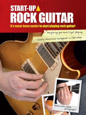 cover image of Start-Up Rock Guitar