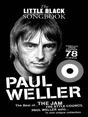 cover image of The Little Black Songbook: Paul Weller