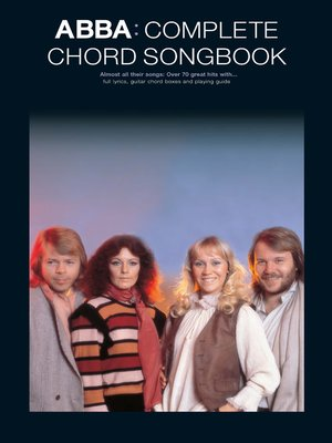 cover image of Abba: Complete Chord Songbook