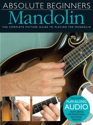 cover image of Absolute Beginners: Mandolin