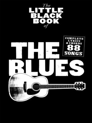 cover image of The Little Black Book of The Blues