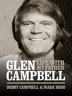 cover image of Life With My Father Glen Campbell