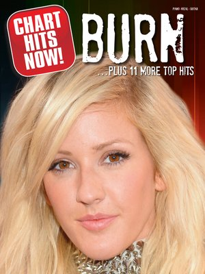 cover image of Chart Hits Now! Burn ...Plus 11 More Top Hits