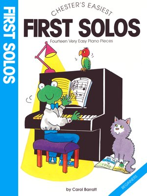 cover image of Chester's Easiest First Solos