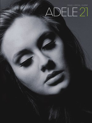 cover image of Adele 21 (PVG)