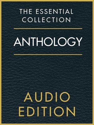 cover image of The Essential Collection: Anthology Gold